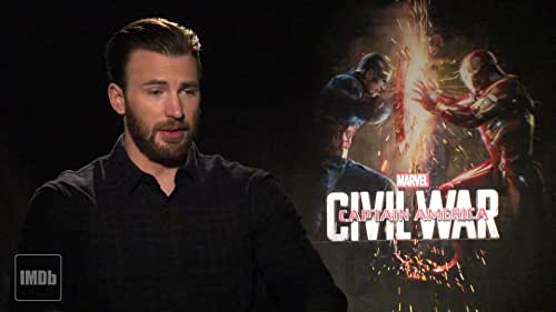 Chris Evans on Making a Trilogy and the Evolution of Steve Rogers