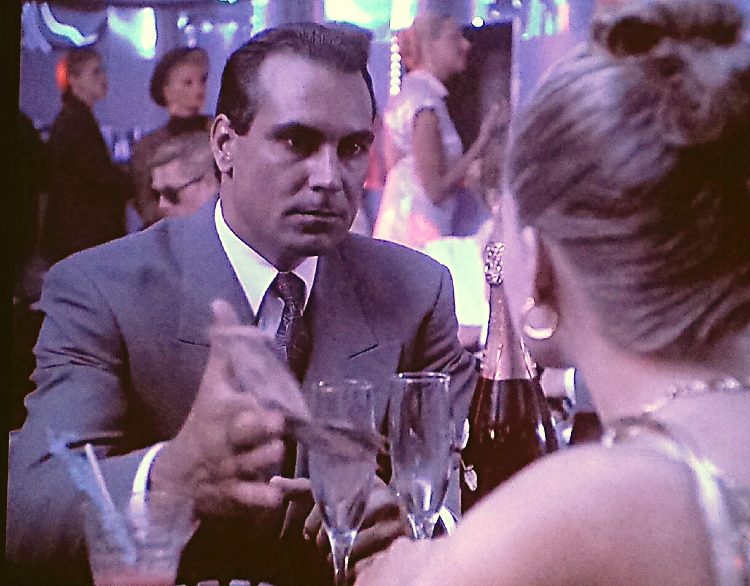 Tracy Roberts and Rafael Lima in Miami Vice (1984)