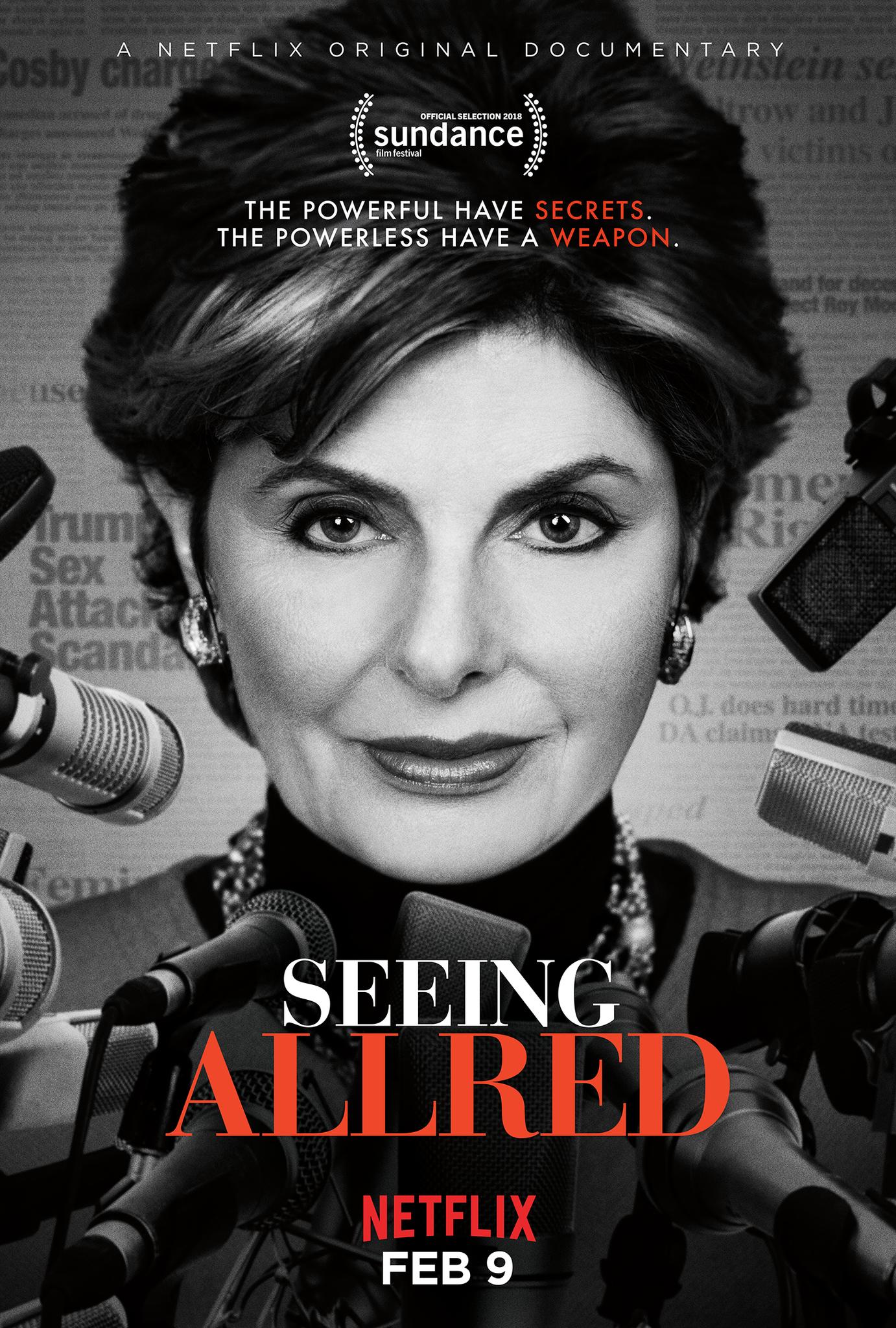 Seeing Allred (2018) - IMDb