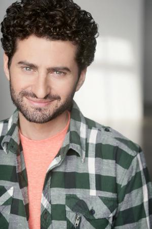 Ryan Radis, actor