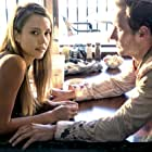 Jessica Alba and Patrick Wilson in Stretch (2014)