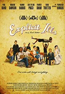 Movies french download Explicit Ills by Christopher Peditto [480x272]