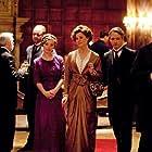 Linus Roache, Geraldine Somerville, and Perdita Weeks in Titanic (2012)