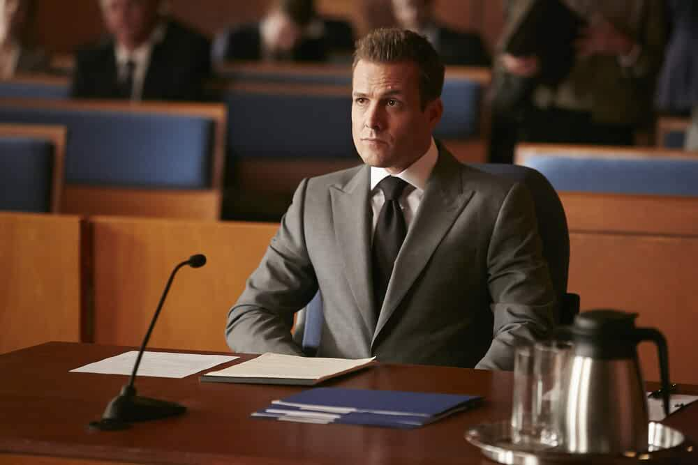 Gabriel Macht in Suits (2011)