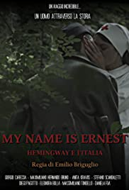 My Name Is Ernest Poster