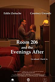 Room 206 and the Evenings After Poster
