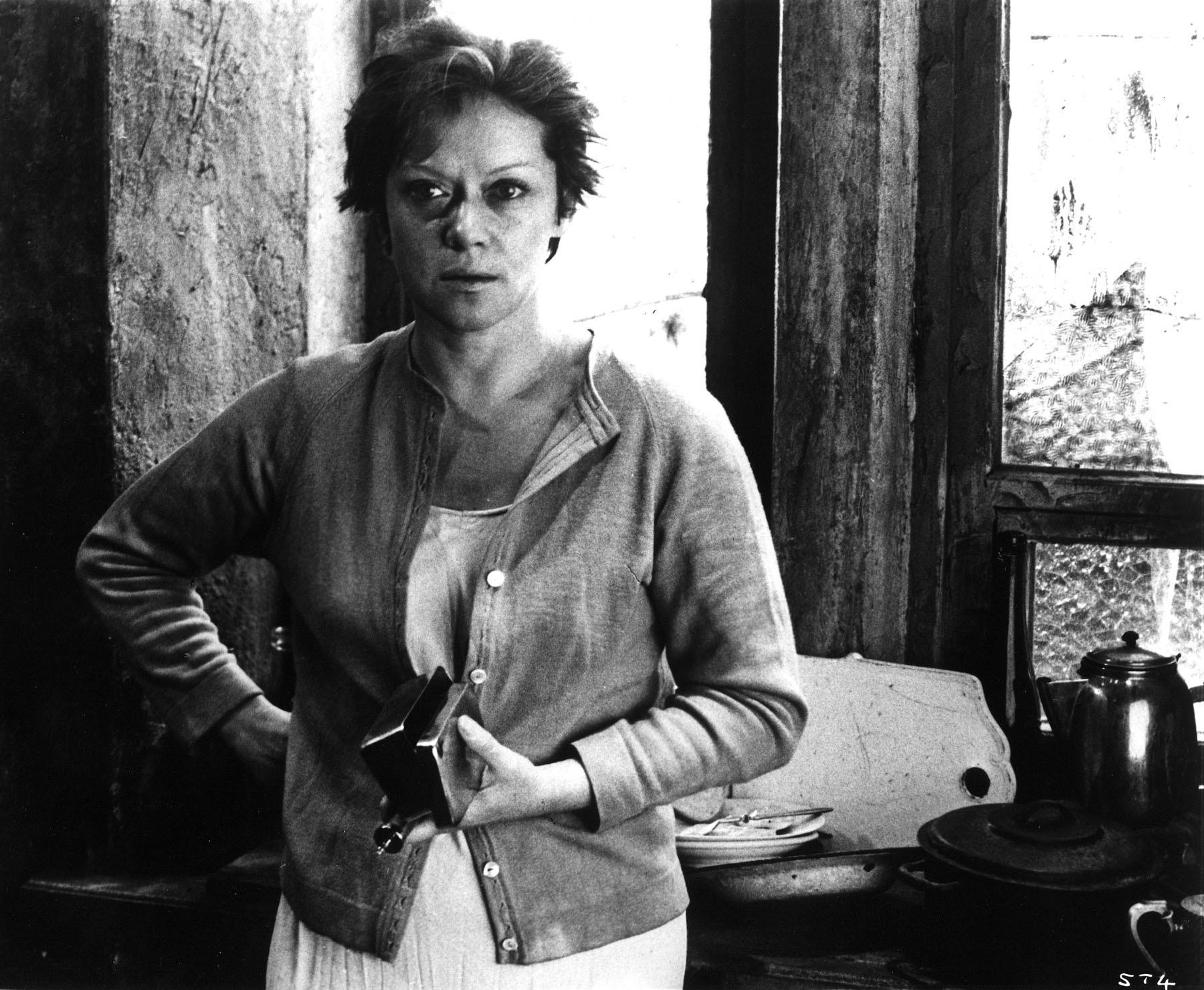 Alisa Freyndlikh in Stalker (1979)