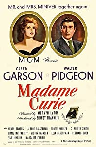 Clip downloadable free movie Madame Curie USA [Ultra]