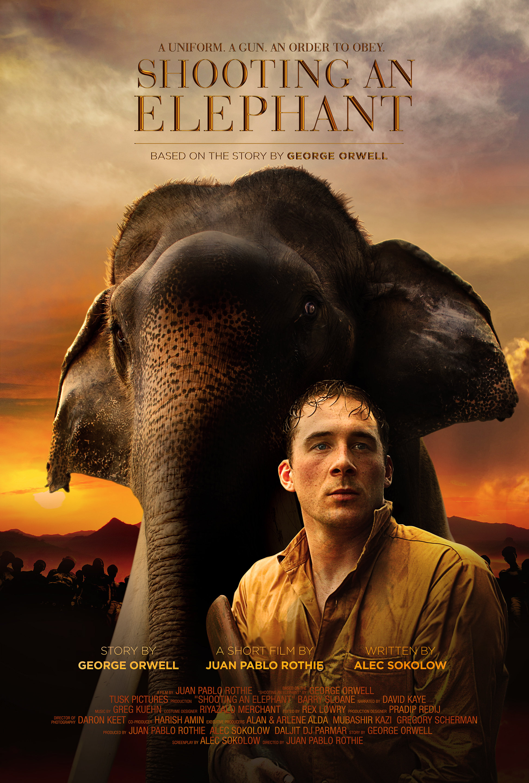 killing an elephant george orwell