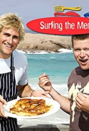 Surfing the Menu Poster