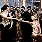 Dominique Sanda and Stefania Sandrelli in Il conformista (1970)