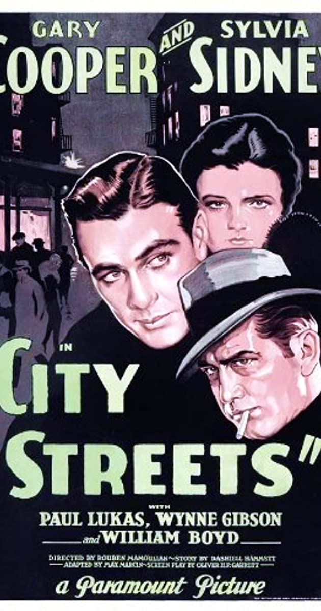 Subtitle of City Streets