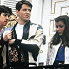 Matthew Broderick, Mia Sara, and Alan Ruck in Ferris Bueller's Day Off (1986)