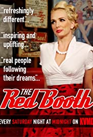 The Red Booth Poster