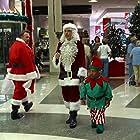 Billy Bob Thornton, Tony Cox, and Tom McGowan in Bad Santa (2003)