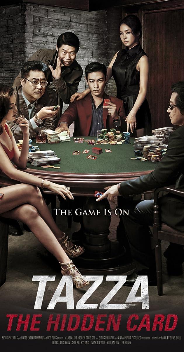 Thần Bài Sát Gái - Tazza The Hidden Card (2014)