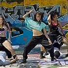 Kat Graham, Brittany Perry-Russell, Randy Wayne, and Melissa Molinaro in Honey 2 (2011)