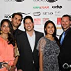 At the 2012 Noor Iranian for our feature film Losing Her directed by Dave Moutray and Shahaub Roudbari where it won Best Feature!