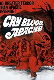 Cry Blood, Apache Poster