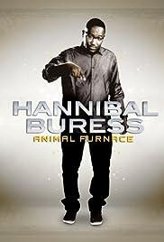 Hannibal Buress: Animal Furnace Poster