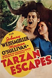 Tarzan Escapes (1936) Poster - Movie Forum, Cast, Reviews