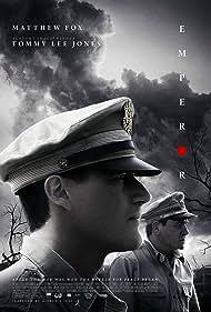 Tommy Lee Jones and Matthew Fox in Emperor (2012)