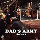 James Beck, Clive Dunn, John Laurie, Ian Lavender, John Le Mesurier, Arthur Lowe, and Arnold Ridley in Dad's Army (1968)