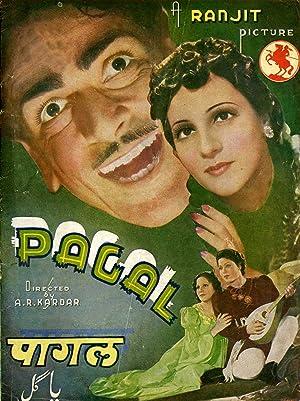 Pagal movie, song and  lyrics