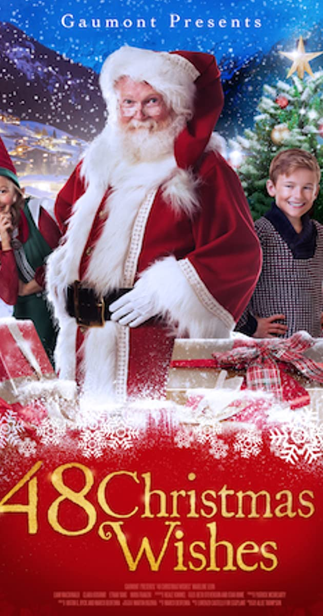 The Christmas Chronicles 2018 Dvd Cover.48 Christmas Wishes Tv Movie 2017 Imdb
