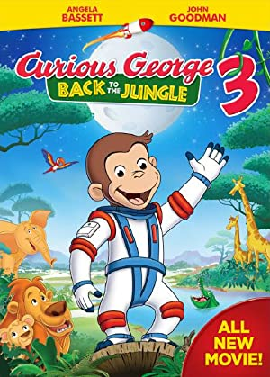 Where to stream Curious George 3: Back to the Jungle