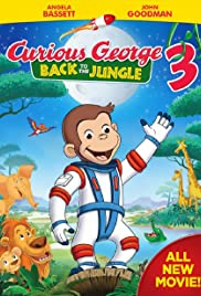 Curious George 3: Back to the Jungle Poster