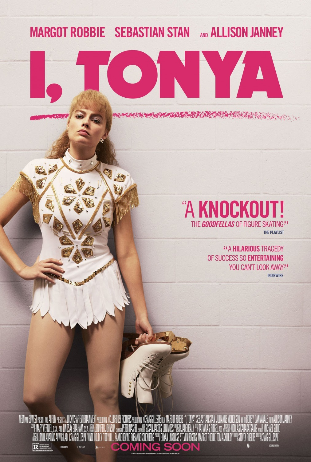 Image result for i tonya movie poster""