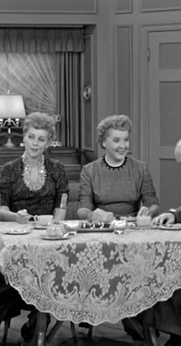 I Love Lucy Ethels Birthday Tv Episode 1954 Imdb