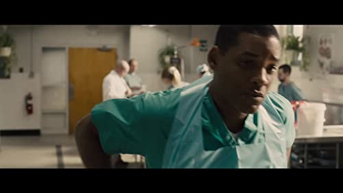 Will Smith stars in a dramatic thriller based on the incredible true David vs. Goliath story of Dr. Bennet Omalu, the brilliant forensic neuropathologist who made the first discovery of CTE, a football-related brain trauma, in a pro player.