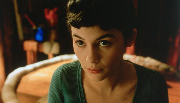 Audrey Tautou in Le fabuleux destin d'Amélie Poulain (2001)