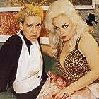 Susan Lowe and Liz Renay in Desperate Living (1977)