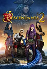 Descendants 2 (2017) 720p