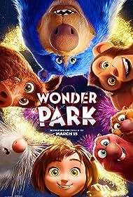Mila Kunis, Norbert Leo Butz, Ken Hudson Campbell, Ken Jeong, Kenan Thompson, John Oliver, and Brianna Denski in Wonder Park (2019)