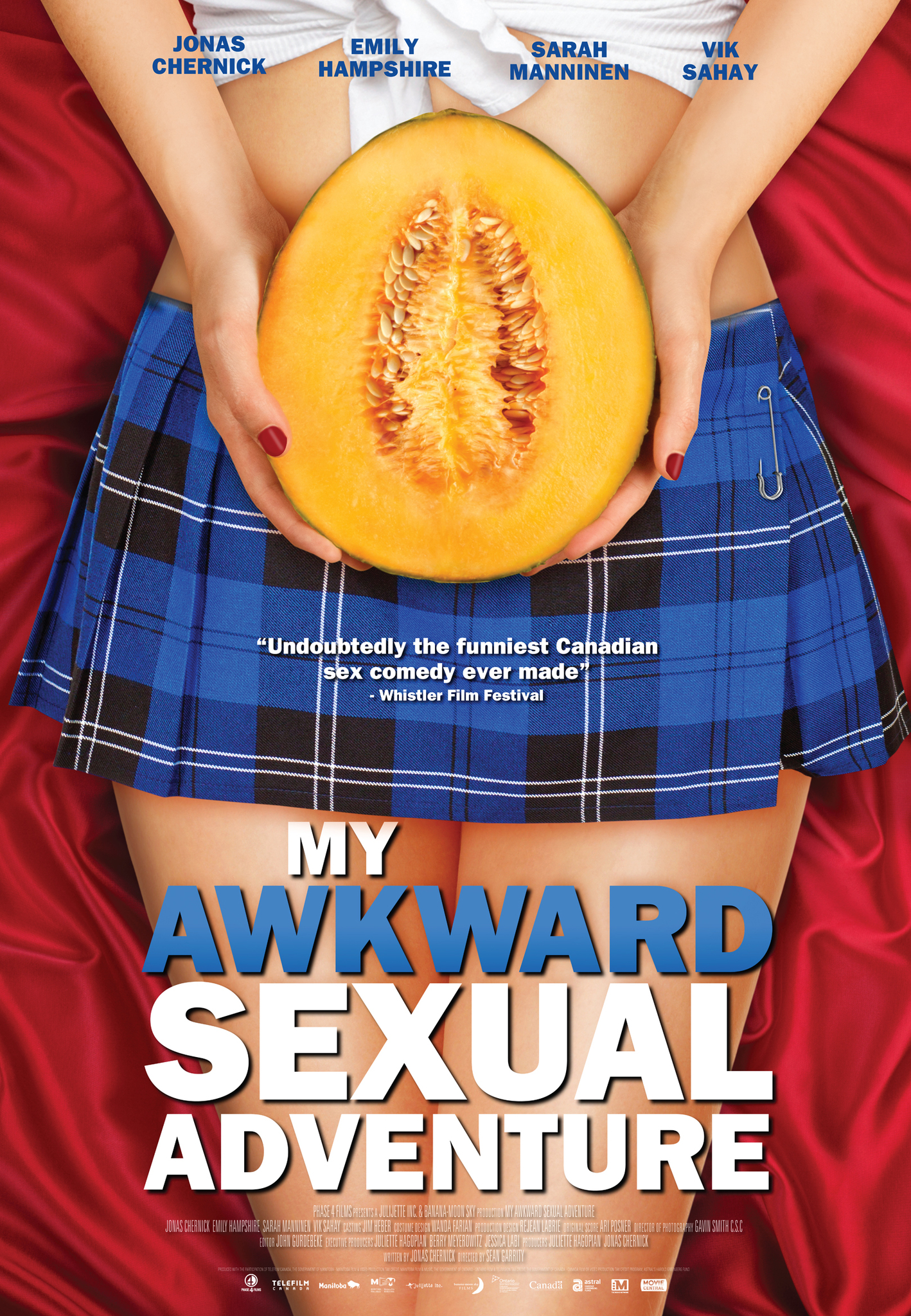 My awkward sexual adventure full movie