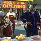 Don 'D.C.' Curry, Anna Maria Horsford, and John Witherspoon in Friday After Next (2002)