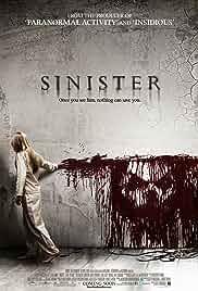 Sinister (2012) HDRip English Movie Watch Online Free