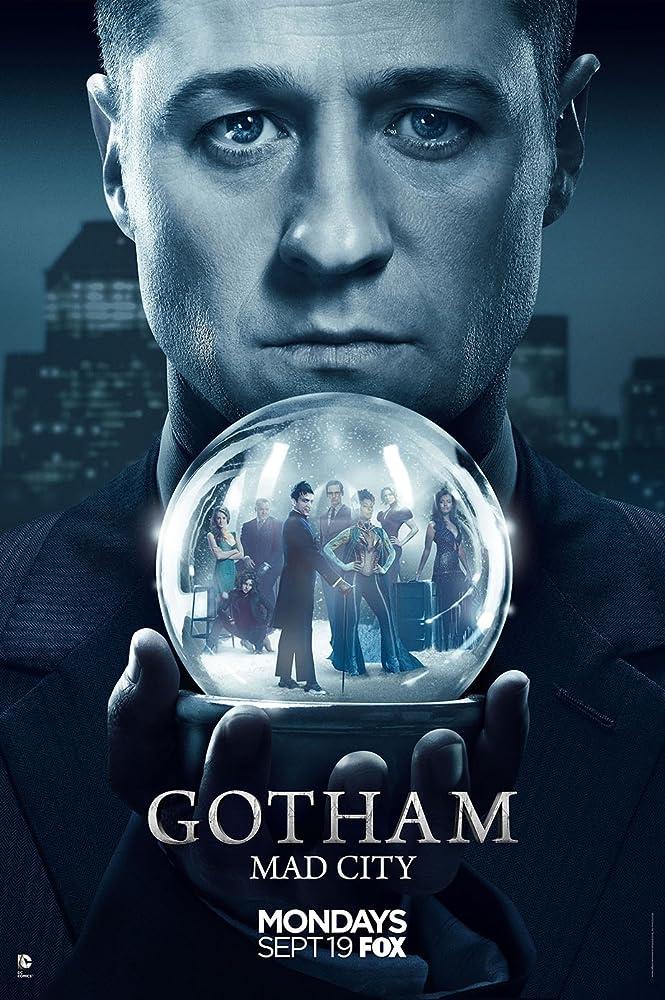 Gotham S2 (2015) Subtitle Indonesia