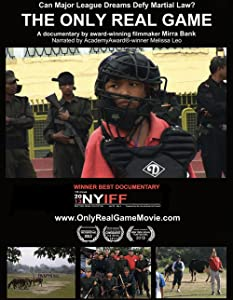 Sites for movie watching The Only Real Game by [hd720p]