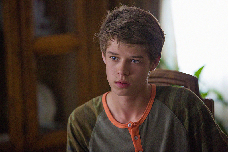 dome Under colin ford the