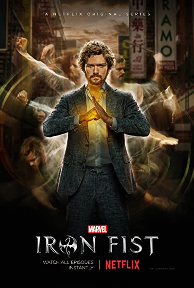 Iron Fist Season 1 COMPLETE WEBRip 480p, 720p & 1080p