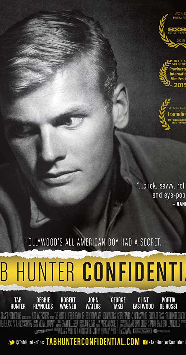 Subtitle of Tab Hunter Confidential