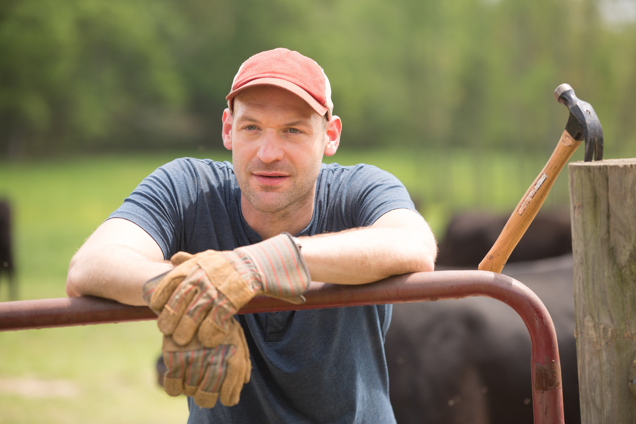 Corey Stoll in The Good Lie (2014)