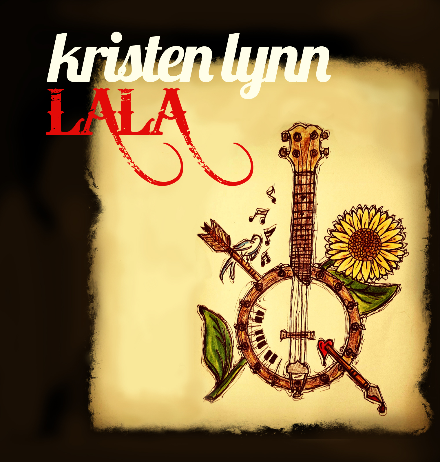 Kristen's Lynn Album, LALA now on iTunes