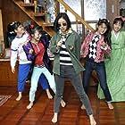 Min-yeong Kim, Kang So-ra, Park Jin-Joo, Bo-mi Kim, and Bo-ra Nam in Sseo-ni (2011)