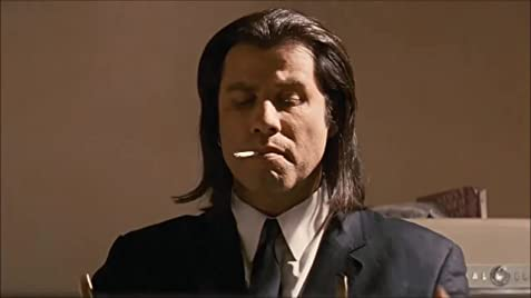 Image result for pulp fiction